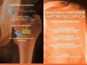 Corso artroscopia anca Arezzo presidente Dr Nicola Santori